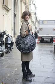 NEW Dark Pumpkin <b>Genuine Leather Bag</b> / High Quality by Aakasha ...