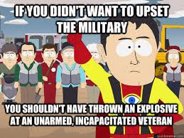 Captain Hindsight memes | quickmeme via Relatably.com