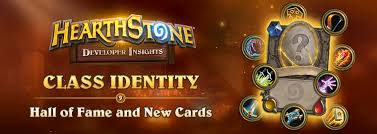 Developer Insights: Class Identity, Hall of Fame, and New Cards ...