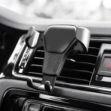 Gravity Car Air Vent Mount Cradle Holder Stand for iPhone ... - Vova
