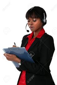 Call Center Supervisor Stock Photo, Picture And Royalty Free Image ... Stock Photo - Call center supervisor