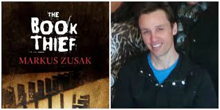 markus zusak on the book thief