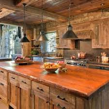 rustic kitchen love this cabin lighting ideas