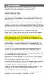 stephen doyne files angiemedia arrest of therapist steven feldman for fraud and other crimes in his involvement in family court custody evaluations page 1