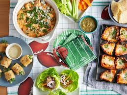 Made-Over Game-Day Classics