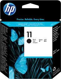 <b>Печатающая головка HP 11</b> (C4810A), черный — купить в ...