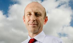 John Healey MP, who first called for the NHS reform risk register to be published. Photograph: Lorne Campbell/Guzelian. The government will not release its ... - John-Healey-007