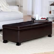 view alpharetta upholstered storage bedroom bench