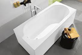 Oberon <b>Ванна</b> прямоугольная модель UBQ170OBE2V - Villeroy ...