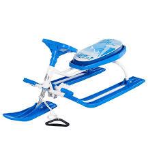 <b>Снегокат</b> SNOWKAT <b>Sweet Baby</b> Snow Rider 2 Blue голубой ...