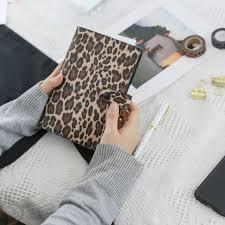 <b>Lovedoki</b> a6 leopard print <b>planner</b>   Shopee Philippines