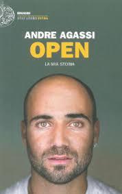 agassi open