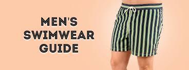 <b>Men's Swimwear</b> Guide - <b>Bathing Suits</b> for Gentlemen ...