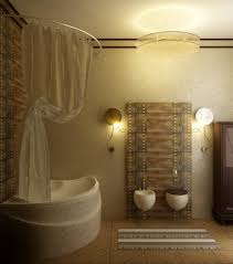 size bathroom designs traditional mosaic style