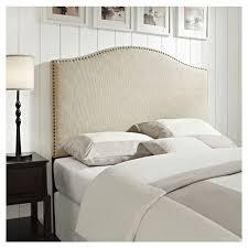piece emmaline upholstered panel bedroom: found it at wayfair selma nailhead upholstered headboard