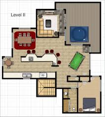 delectable minimalist house artistry licious awesome 3d floor plan free home design