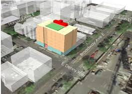 heres the plan for the development set to replace broadways post office building bellevue hill post office