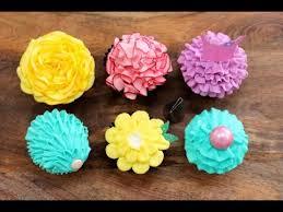 <b>6</b> Buttercream Frosting Styles with a PETAL <b>Piping Tip</b> | My <b>Cupcake</b> ...