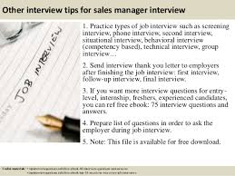 top  s manager interview questions and answers  16