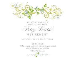 retirement party email invitation templates com images about southern invitations on