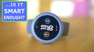 <b>Amazfit Verge Lite</b>: When a Fitness Tracker Lives in a Smartwatch ...