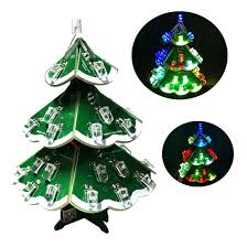 <b>ONEHP New Type DIY</b> Christmas Tree Seven Color Electronic ...