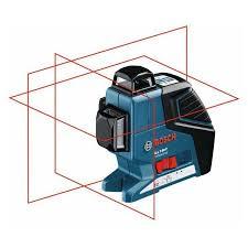 Линейный лазерный <b>нивелир Bosch GLL</b> 3-80 P 0.601.063.309 ...
