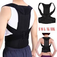 <b>Adjustable Adult Corset Back</b> Posture Corrector Back Shoulder ...