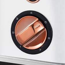 <b>Тостер Morphy Richards 4</b> slices Accents White & Rose Gold 242106
