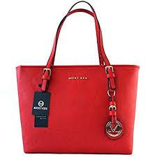 Generic MICKY KEN 2019 <b>women handbags big</b> pu leather letter ...