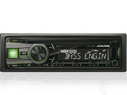 <b>Alpine CDE</b>-<b>190R</b> Mp3 CD Receiver with USB - Autostyle ...