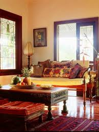 indian inspired living room images