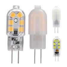 Industrial Electrical <b>Led</b> Light Bulbs <b>G4</b> Base Low Voltage 12V AC ...