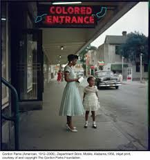 this s photo essay on racism in america is as relevant as ever civil right activist gordon parks was also a photographic artist he told the story of