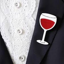 """<b>Брошь</b> """"Красное вино"""" в магазине «<b>MONOLAMA</b>» на Ламбада ..."""