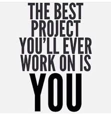The best project you'll ever work on. | Fitness quotes | Fitness ...