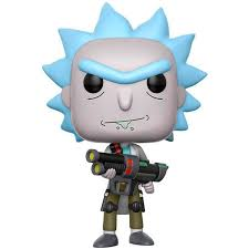 Купить <b>Фигурка Funko POP</b>! <b>Vinyl</b>:Rick & Morty:Weaponized Rick в ...