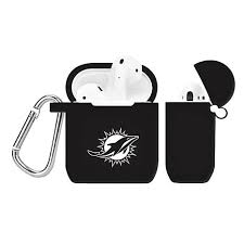 Officially Licensed NFL <b>Case for AirPod Case</b> - Miami <b>Dolphins</b> ...