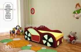 <b>Машинка</b> детский диван в Миассе 🥇