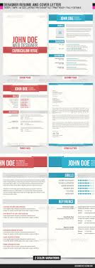 d artist resume cover letter graphicriver designer resume