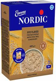 <b>Хлопья ржаные NordiC</b> 600 г (6411200105800) – купить в Киеве ...