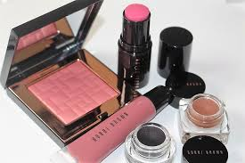 <b>Bobbi Brown Sunset</b> Pink Review & Swatches - Summer
