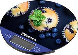 <b>Весы кухонные электронные Sakura</b> SA-6076M купить в ...