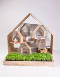 cat houses arcatecture 2 cat furniture modern