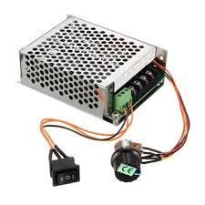 10-50v 40a <b>pwm dc motor speed controller</b> regulator cw ccw ...