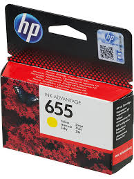 <b>Картридж</b> струйный <b>655 CZ112AE</b> (600стр.) <b>HP</b> 6091521 в ...
