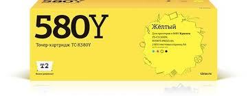 <b>Картридж</b> T2 <b>TK</b>-<b>580Y</b>, желтый, отзывы владельцев в интернет ...