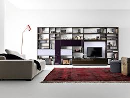 bookshelf in living room brilliant decorating mirrored furniture target