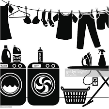 World's Best <b>Laundry Room</b> Stock Illustrations - Getty Images