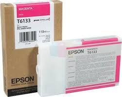 <b>Картридж Epson T6133</b> (C13T613300), пурпурный, для струйного ...